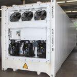 Klinge CBU-30 Blast Freezer: