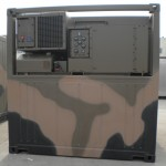10ft Military Refrigerated Container