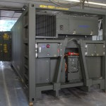 Military Refrigerated A-Frame Container