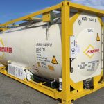 Klinge Refrigerated Tank Container