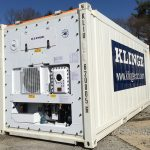 Klinge Group's Offshore DNV Container
