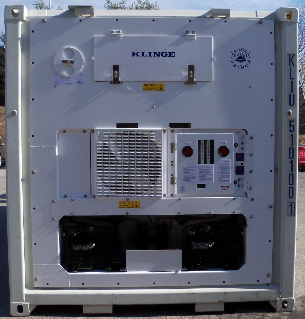 Military Refrigerated Containers | Klinge Corporation
