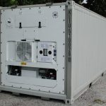 FR-582-PHARMA: Picture Frame Redundant Container System TwoFull-CapacityRefrigeration Units