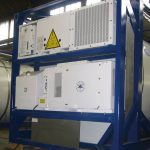 Tank Container Refrigeration - Model TCR-104 & NMG-112