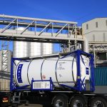 Refrigerated Tank Containers