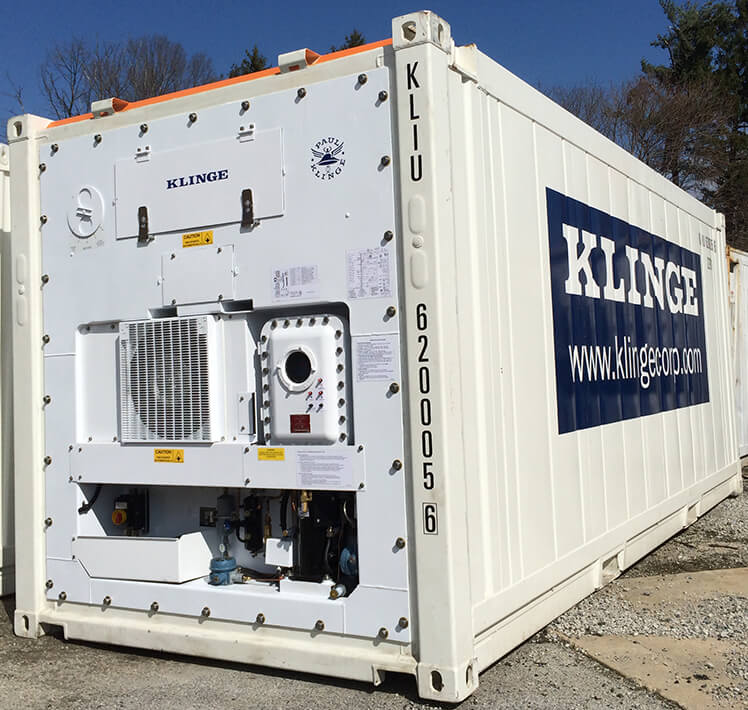Refrigerated Containers Klinge Corporation