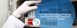 Contact Klinge Corporation