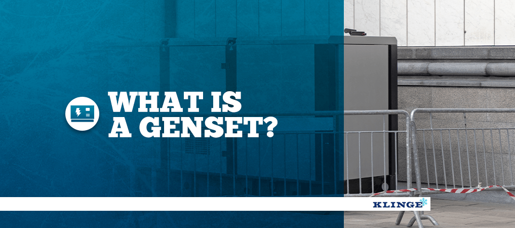 What is a Reefer Genset