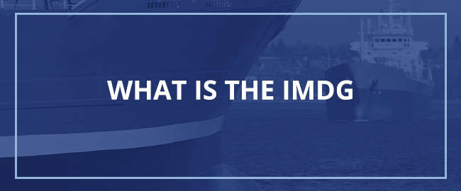 What is the IMDG