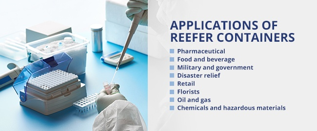 Applications of Reefer Containers